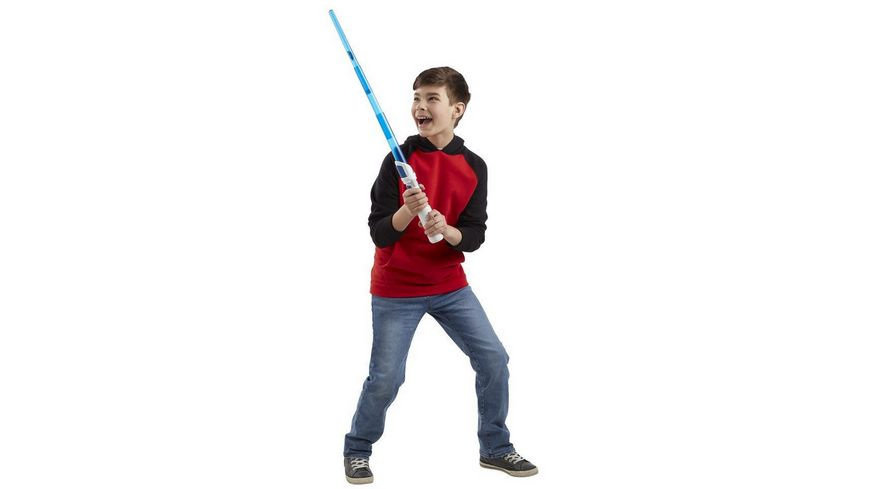 Hasbro Star Wars Screamsaber Lichtschwert mit Special Sound Features