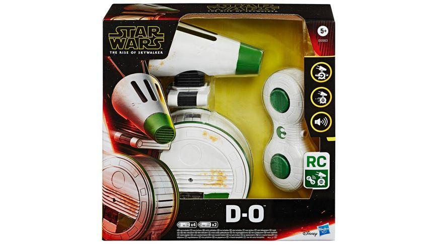 Hasbro Star Wars Episode 9 ferngesteuerter Droide D O
