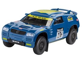 Revell 06400 Build Play VW Touareg Rallye