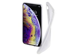 Cover Crystal Clear fuer Apple iPhone X Xs Transparent