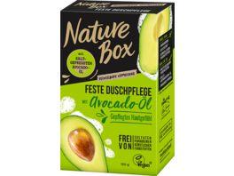 Nature Box Feste Duschpflege Avocado Oel