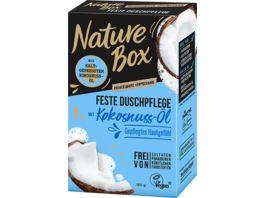 Nature Box Feste Duschpflege Kokosnuss Oel