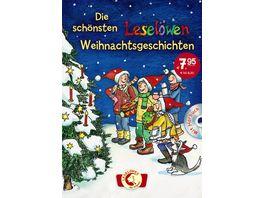 Die schoensten Leseloewen Weihnachtsgeschichten