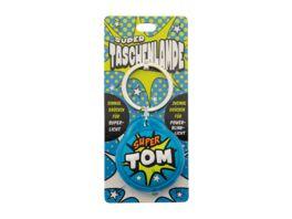 H H Super Taschenlampe Tom