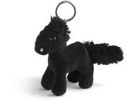 NICI Pferd Black Cassis 10cm