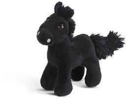 NICI Pferd Black Cassis 12cm MagNICI stehend