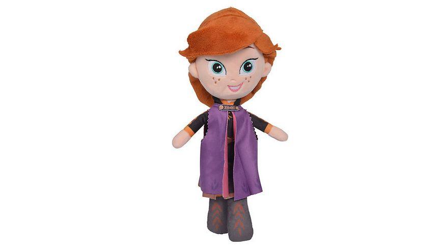 Simba Disney Frozen 2 Friends Anna Plueschfigur 25 cm