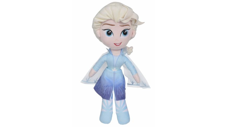 Simba Disney Frozen 2 Friends Elsa Plueschfigur 25 cm