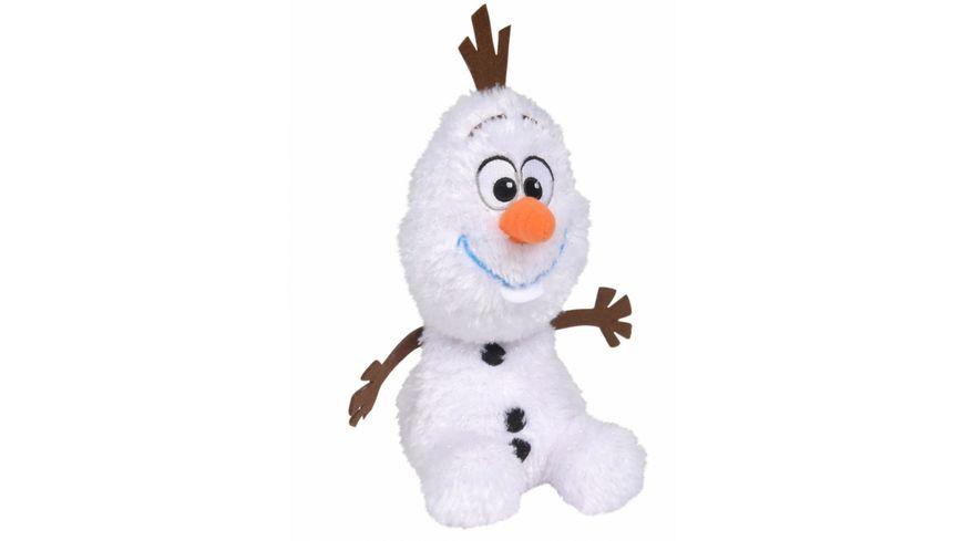 Simba Disney Frozen 2 Friends Olaf Plueschfigur 25 cm