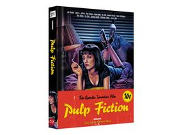 Pulp Fiction 2 Disc Limited Collector s Edition DVD Cover A