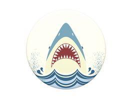 PopGrip Shark Jump