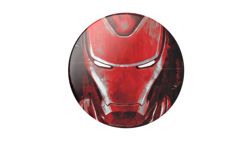 PopGrip Iron Man Portrait