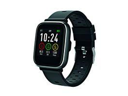 Denver Smartwatch SW 161 schwarz