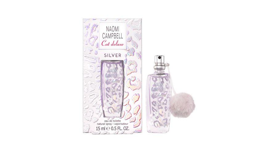 Naomi Campbell Cat Deluxe Silver Eau de Toilette