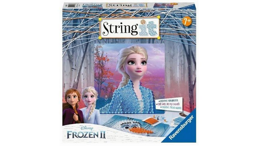 Ravensburger Beschaeftigung Frozen String it Die Eiskoenigin 2
