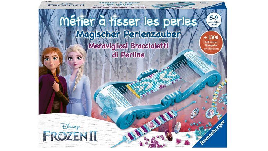 """Ravensburger Beschäftigung - Frozen - Magischer Perlenzauber """"Die Eiskönigin 2"""""""