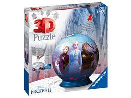 Ravensburger Puzzle 3D Puzzle Ball Frozen 2