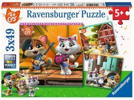 Ravensburger Puzzle 44 Cats Willkommen bei den 44 Cats