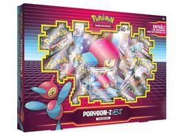 Pokemon Sammelkartenspiel Kollektion Porygon Z GX