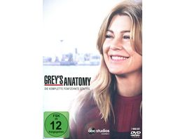 Grey s Anatomy Staffel 15 7 DVDs