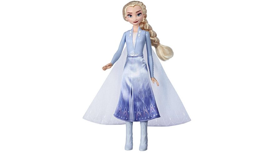 Hasbro Die Eiskoenigin 2 Lichtzauber Elsa