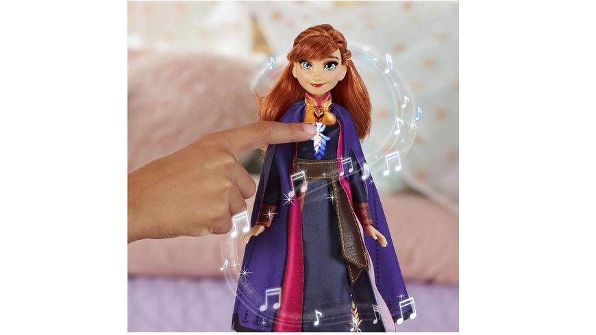 Hasbro Die Eiskoenigin 2 Singende Anna