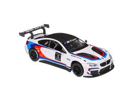 Mueller Toy Place BMW M6 GT3 Massstab 1 24