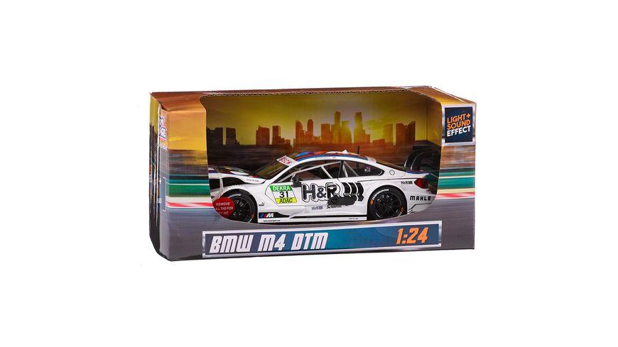 Mueller Toy Place BMW M4 GT3 Massstab 1 24