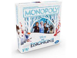 Hasbro Monopoly Disney Frozen 2