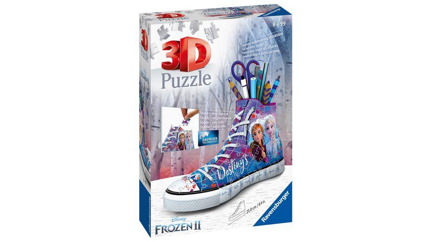 Ravensburger Puzzle 3D Puzzle Sneaker Frozen 2