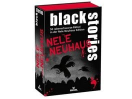 moses black stories Nele Neuhaus Edition