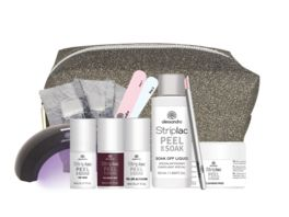 alessandro Striplac Peel or Soak Deluxe Set
