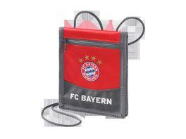 FC BAYERN MUeNCHEN Brustbeutel MIA SAN MIA rot