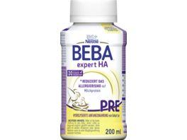 Nestle BEBA PRO HA PRE hydrolisierte Anfangsnahrung