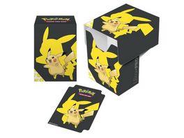 Pokemon Sammelkartenspiel Ultra Pro Deck Box Pikachu 2019