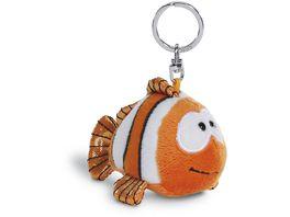 NICI Clownfisch Claus Fisch 10 cm