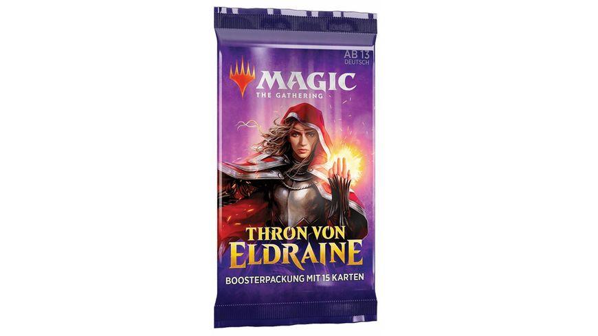 Magic the Gathering Thron von Eldraine Booster