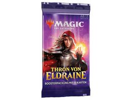 Magic the Gathering Thron von Eldraine Booster