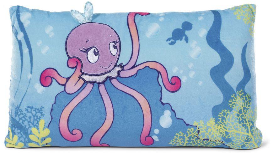 NICI Kissen Oktopus Oktina Oktopus 43x25cm