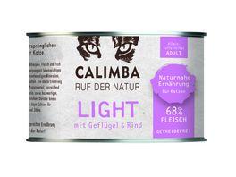 CALIMBA Nassfutter Light Dose
