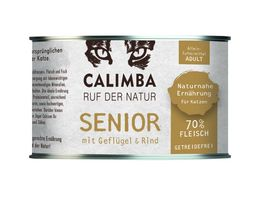 CALIMBA Nassfutter Senior Dose