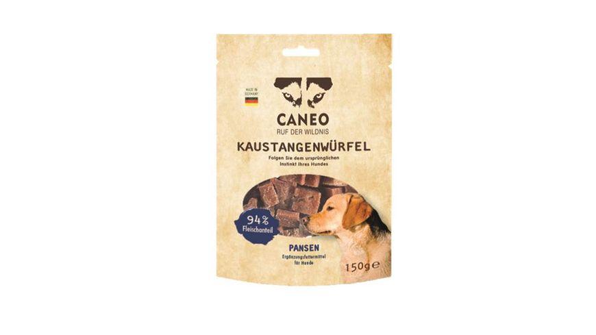 CANEO Knabberwuerfel S mit Pansen