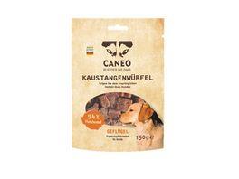 CANEO Knabberwuerfel S mit Gefluegel
