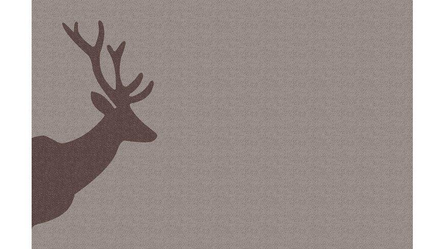 kela Tisch Set Hirsch 43 5 x 28 5 cm