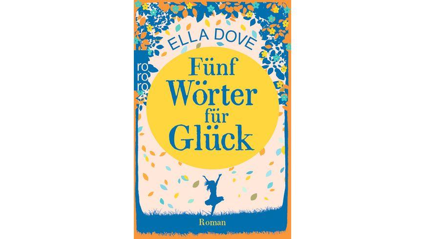 Fuenf Woerter fuer Glueck