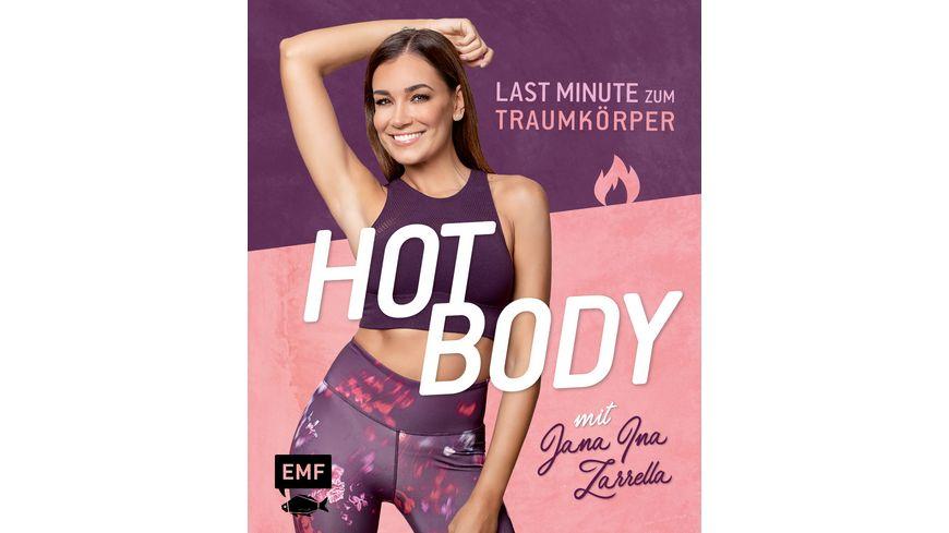 Hot Body Last Minute zum Traumkoerper mit Jana Ina Zarrella
