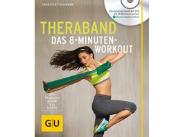 Theraband mit DVD Das 8 Minuten Workout