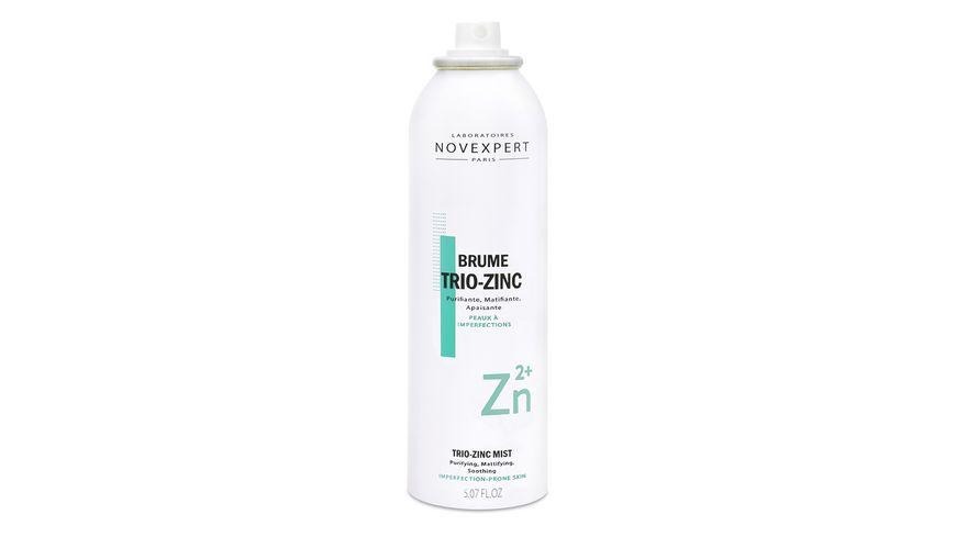 NOVEXPERT TRIO ZINC SPRAY Mattierendes Feuchtigkeitspray