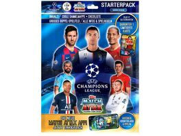 Topps UEFA Champions League Match Attax 2019 2020 Trading Cards Starter