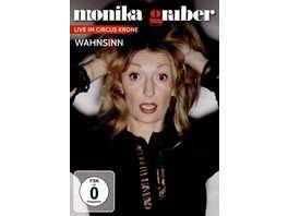 Monika Gruber Wahnsinn Live im Circus Krone